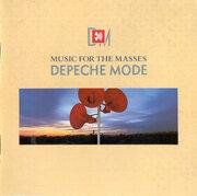 CD - Depeche Mode - Music For The Masses