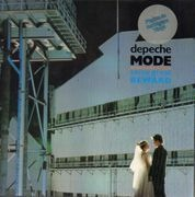LP - Depeche Mode - Some Great Reward - original grey vinyl