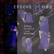 LP - Depeche Mode - Songs Of Faith And Devotion - 180 GRAM VINYL STILL SEALED!