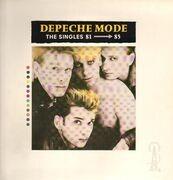 LP - Depeche Mode - The Singles 81 - 85 - CLUB EDITION