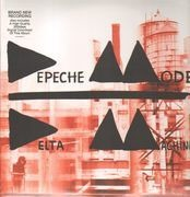 Double LP & MP3 - Depeche Mode - Delta Machine