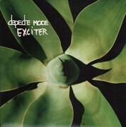 Double LP - Depeche Mode - Exciter - 180-Gram, Gatefold / Still Sealed