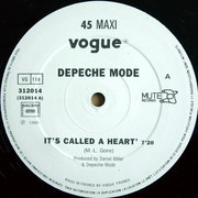 12inch Vinyl Single - Depeche Mode - It's Called A Heart (Extended)