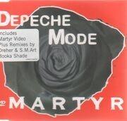 Music DVD - Depeche Mode - Martyr