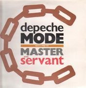 12inch Vinyl Single - Depeche Mode - Master And Servant (Slavery Whip Mix)