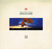 LP - Depeche Mode - Music For The Masses - Canada