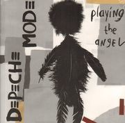 Double LP - Depeche Mode - Playing The Angel
