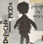 Double LP - Depeche Mode - Playing The Angel - UK Pressing