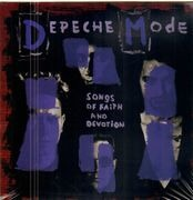 LP - Depeche Mode - Songs Of Faith And Devotion