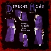 LP - Depeche Mode - Songs Of Faith And Devotion - 180g