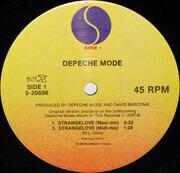 12inch Vinyl Single - Depeche Mode - Strangelove