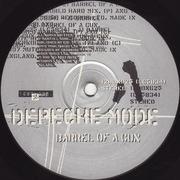 12'' - Depeche Mode - Barrel Of A Gun