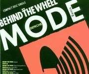 CD Single - Depeche Mode - Behind The Wheel