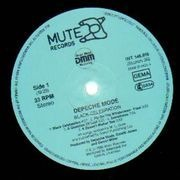 LP - Depeche Mode - Black Celebration - black vinyl, 3-86 matrix
