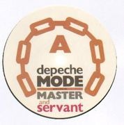 12'' - Depeche Mode - Master And Servant (Slavery Whip Mix)
