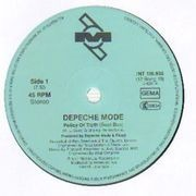 12'' - Depeche Mode - Policy Of Truth