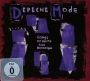Double CD - Depeche Mode - Songs Of Faith And Devotion