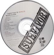 CD - Destiny's Child - Survivor - Silver Disc