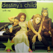12inch Vinyl Single - Destiny's Child - With Me