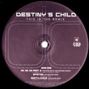 Double LP - Destiny's Child - This Is The Remix