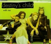 CD Single - Destiny's Child - With Me