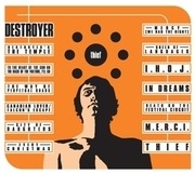 LP & MP3 - Destroyer - Thief - OPAQUE ORANGE VINYL