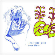 LP - Destroyer - Your Blues - original