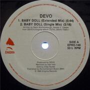 12'' - Devo - Baby Doll
