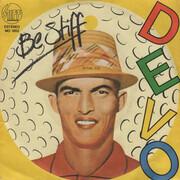 7inch Vinyl Single - Devo - Be Stiff