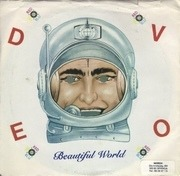7'' - Devo - Beautiful World