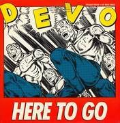 12inch Vinyl Single - Devo - Here To Go