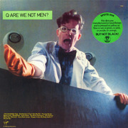 LP - Devo - Q: Are We Not Men? A: We Are Devo! - red vinyl