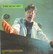 LP - Devo - Q: Are We Not Men? A: We Are Devo