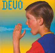 LP - Devo - Shout