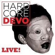 Double LP - Devo - Hardcore Live! - 2 LP's - Download