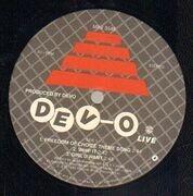 LP - Devo - Live