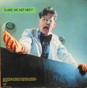 LP - Devo - Q: Are We Not Men? A: We Are Devo!