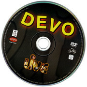 Double DVD - Devo - The Complete Truth About De-Evolution & Devo Live