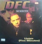 12'' - DFC - Listen (Five Minutes) / Blaugh