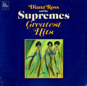 LP - Diana Ross And The Supremes - Greatest Hits