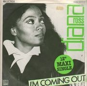 12inch Vinyl Single - Diana Ross - I'm Coming Out - The Notorious B.I.G. feat. Puff Daddy, Mase