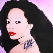 LP - Diana Ross - Silk Electric - Gatefold