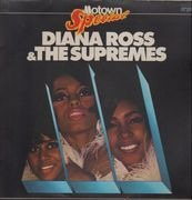 LP - Diana Ross & The Supremes - Diana Ross & The Supremes