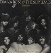 LP - Diana Ross & The Supremes, The Supremes - Diana Ross & The Supremes