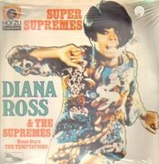 LP - Diana Ross & The Supremes - Super Supremes