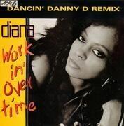 12'' - Diana Ross - Workin' Overtime