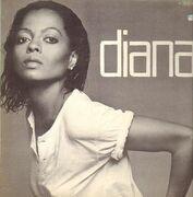 LP - Diana Ross - Diana