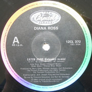 12inch Vinyl Single - Diana Ross - Eaten Alive