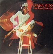 LP - Diana Ross - Last Time I Saw Him