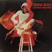 LP - Diana Ross - Last Time I Saw Him